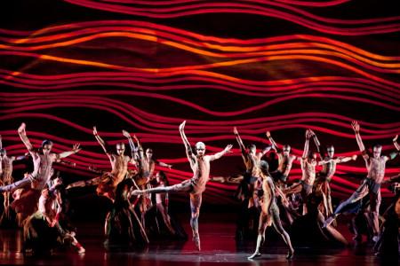 Houston Ballet Rite of Spring