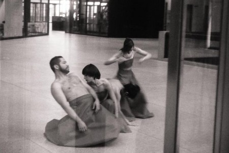 Learning to Listen: Frame Dance Productions' Ecouter