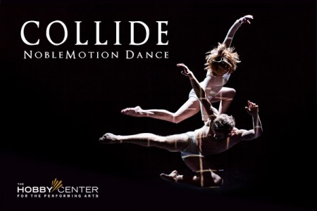 "NobleMotion Dance ""Collides"" with Houston"