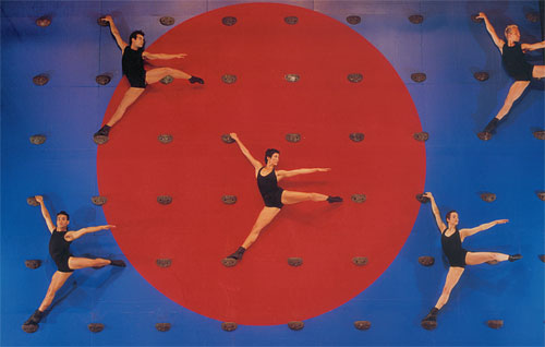 Companhia de Dança Deborah Colker in Mix. PHOTO: FLAVIO COLKER.
