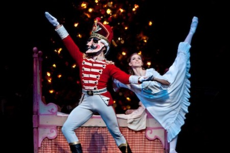 Houston Ballet's The Nutcracker Kicks Off The Holiday Season In November 2013