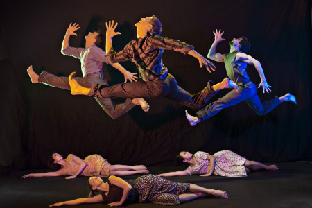 Carolyn Dorfman Dance Company Headlines JCC's Dance Month