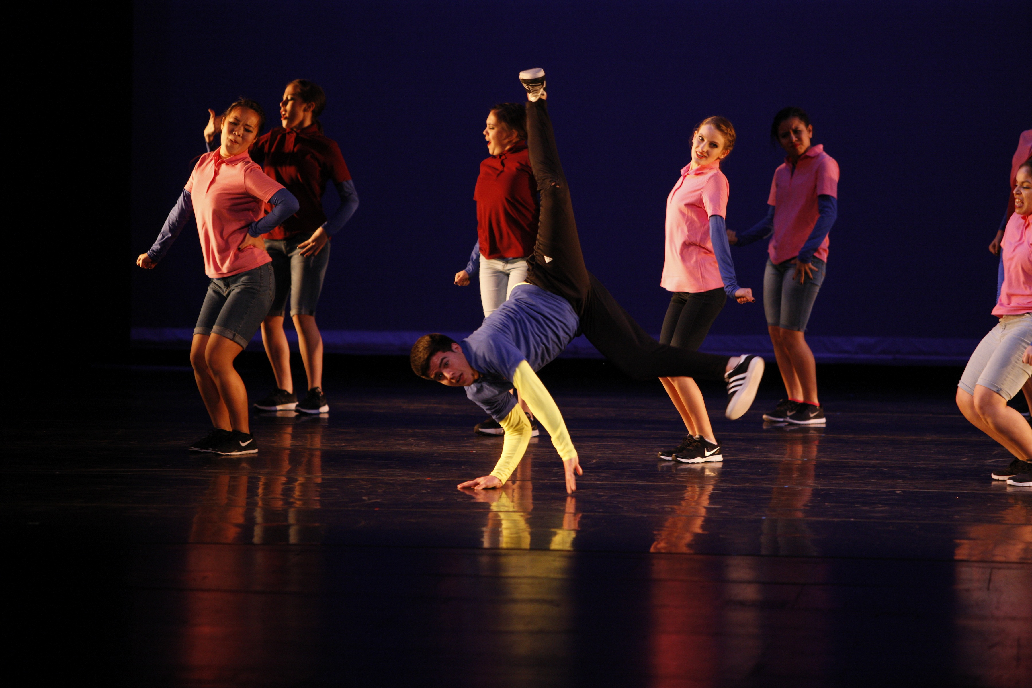 Inertia Dance Company