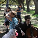 CORE Performance Company & Mercury Partner For Vivaldi Dances In The Park