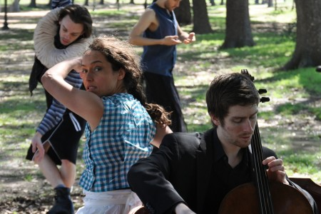 CORE Performance Company & Mercury Partner For Vivaldi Dances In The Park
