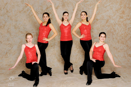 The ERJCC Presents An Afternoon of Dance