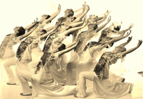 Houston Camerata and Ad Deum Dance Company Present 'Too Many Notes, And So Many Toes!'