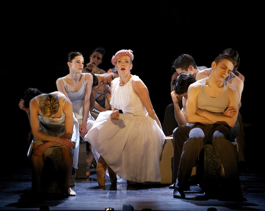 Scottish Ballet in A Streetcar Named Desire