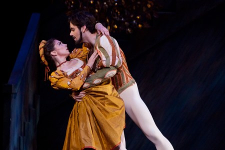 Houston Ballet Caps Its 2014-15 Season With John Cranko's The Taming Of The Shrew