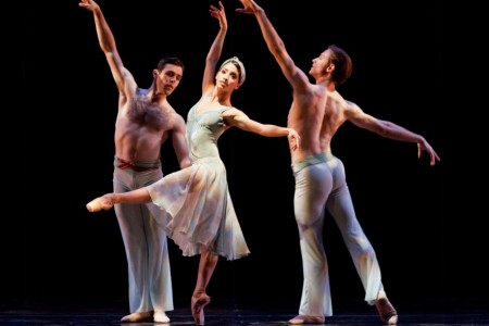 Houston Ballet Presents Its Fall Mixed Repertory Program