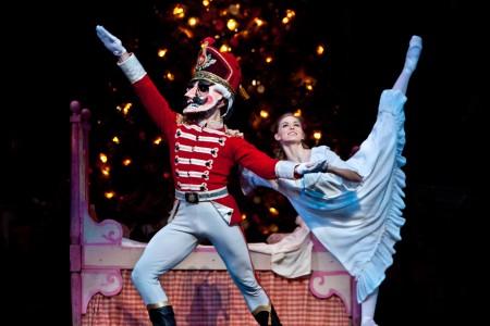 Houston Ballet Presents the Final Season of Ben Stevenson's The Nutcracker