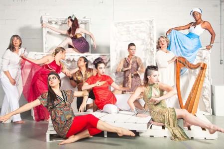 Psophonia Dance Company Presents The Goddesses