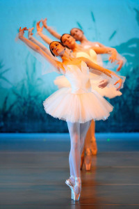 Houston Repertoire Ballet Company. Photo by Steven O'Connor.