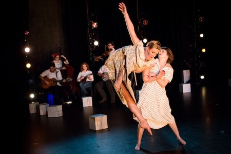 Open Dance Project Explores American Identity in Stories to Tell
