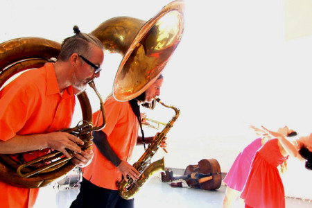 Legendary Bassist-Composer Rufus Reid Premieres Groove-Fish with the Michele Brangwen Dance Ensemble