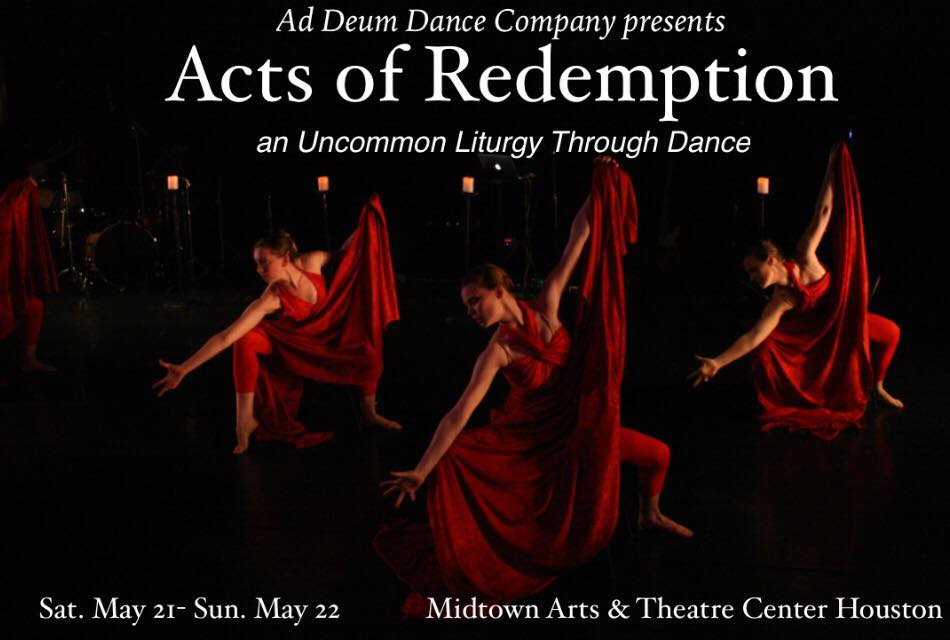 acts of redemption
