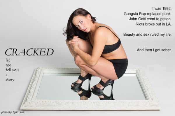 """Toni Leago Valle Takes On Body Image, Media and Women's Rights in """"CRACKED"""""""