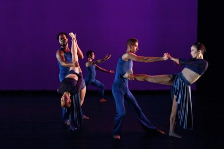 Houston Dance Company Premieres Works By Internationally Celebrated Artists Andre Silva and Chet Walker