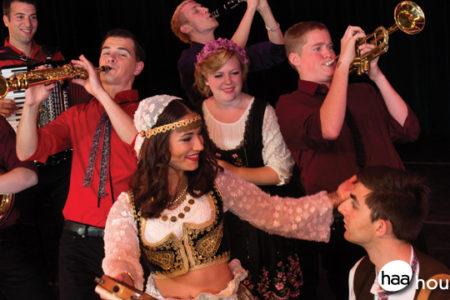 IAA Presents 'The Gypsy Caravan' by Tamburitzans