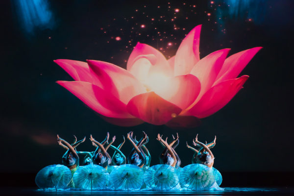Dance of Asian America Promises A Splendid Evening of Chinese Dance For Its 11th Year