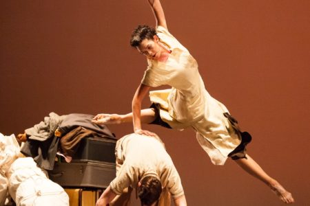 CORE Performance Company Brings Their Poignant Work 'Life Interrupted' To Asia Society Texas