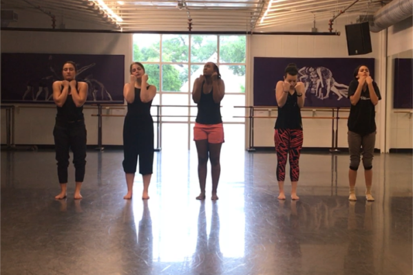 Dance Source Houston's Resident Artists Premiere New Works At Barnstorm