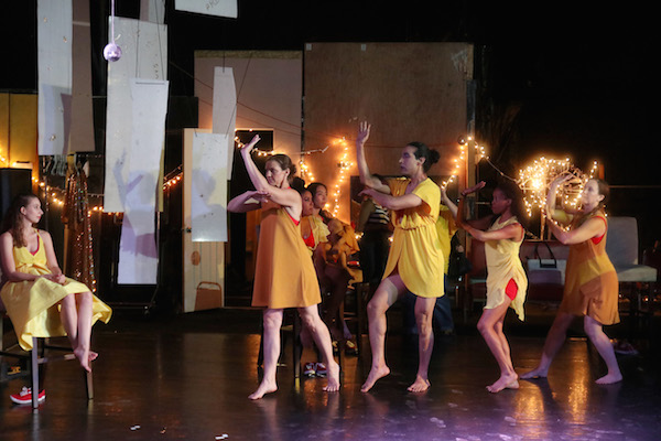 The Pilot Dance Project Presents jhon r. stronks' Once upon a time . . .