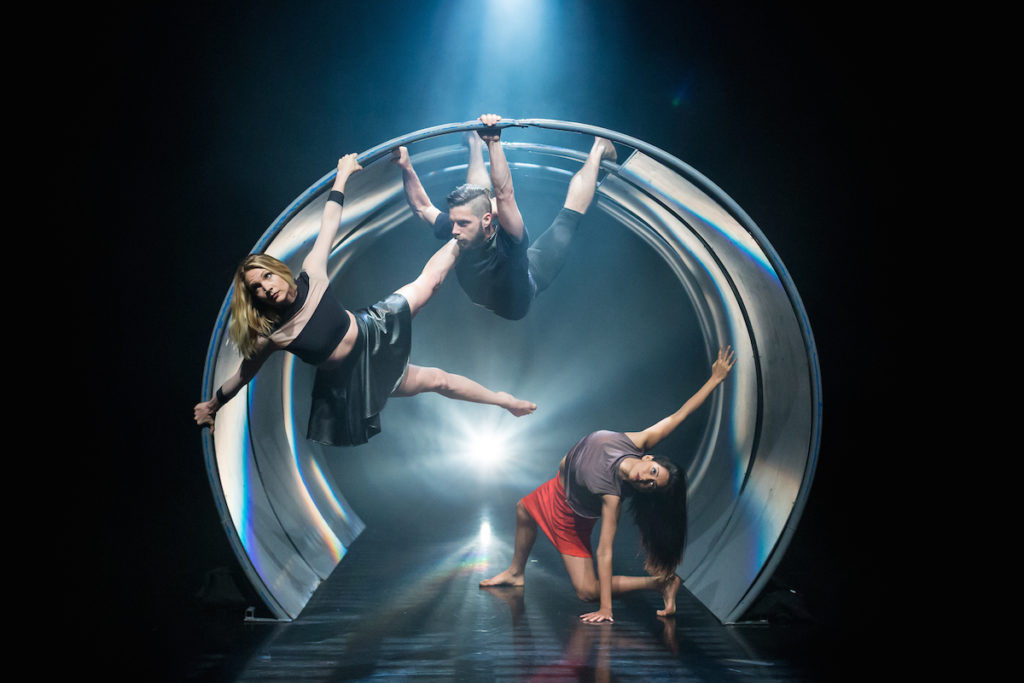 an analysis of a dance performance barrier by noblemotion dance