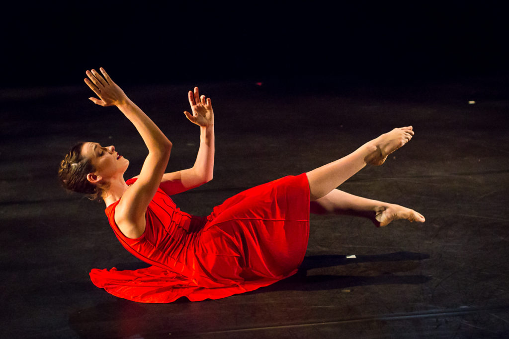 Dance Gallery Festival Takes a Chance on New Choreographers