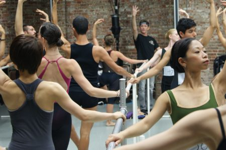 Experience Dance at Dance Month at the Kaplan Theatre
