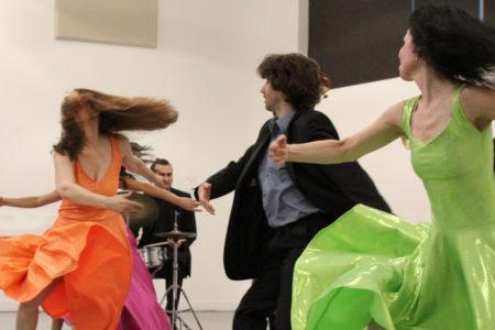 The Michele Brangwen Dance Ensemble Presents New Dance, Music and Film