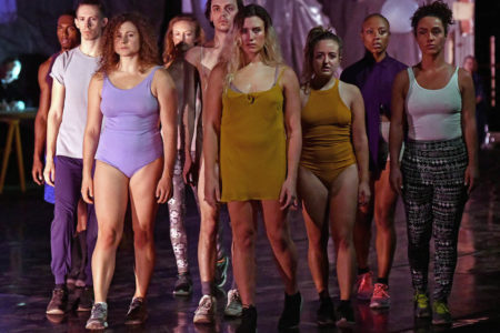 Core Dance Address Global Migration in New Work