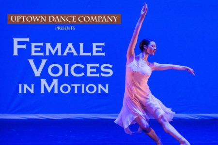 Uptown Dance Company Presents Works By Three Houston-Based Choreographers