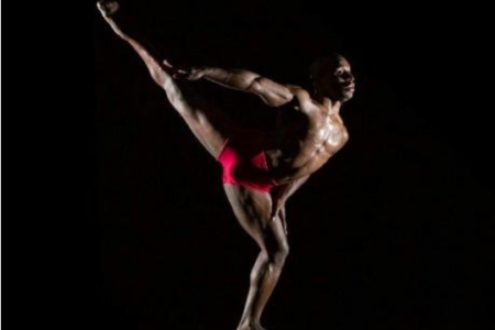 "Dance Source Houston Artist in Residence Uwazi Zamani Presents ""In Memory of When I Cared"""