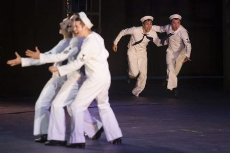 "Debra Dickinson Presents ""Jerome Robbins on Broadway"" at ERJCC"