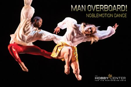 NobleMotion Dance Makes a Splash with Man Overboard!
