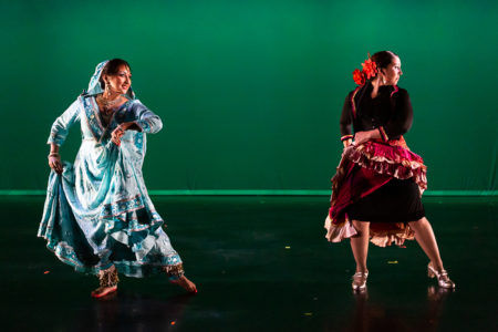 KATHAK – FLAMENCO presents Music, Song and Dance from India and Spain!