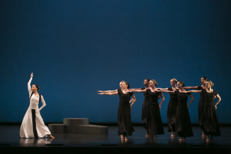 Martha Graham Dance Company Returns to Houston