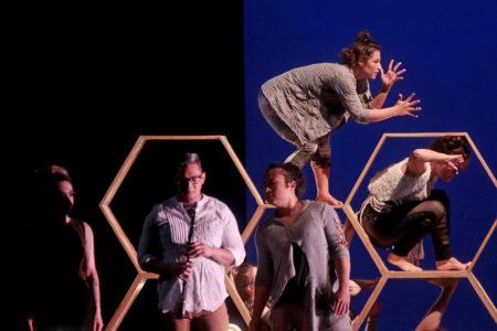 AURA Contemporary Ensemble & PSOPHONIA Dance Company COLONY
