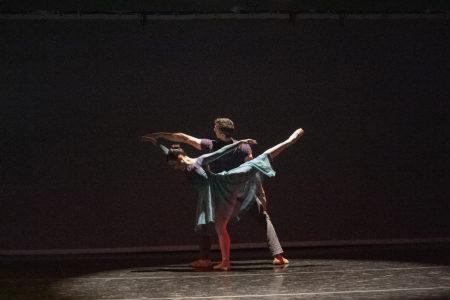 Uptown Dance Company's Twentieth Season Opens at MATCH