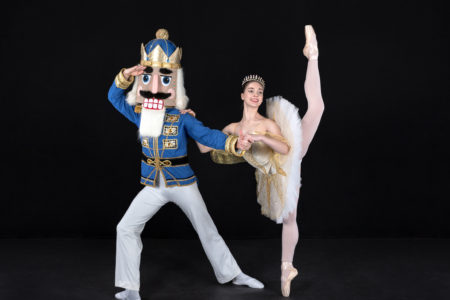 Houston Repertoire Ballet's Holiday Classic Nutcracker.