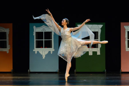 "Friendswood Contemporary Ballet presents ""The Girl with the Matchsticks"""