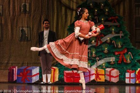 Vitacca Vocational School for Dance, Woodlands presents The Nutcracker.