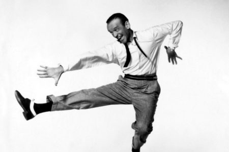 Great Tappers from the Golden Age of Hollywood: Fred Astaire, Gene Kelly, and Ann Miller